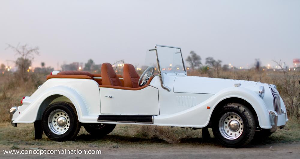Car Modification as a Vintage Car - Concept Combination | Caravans ...