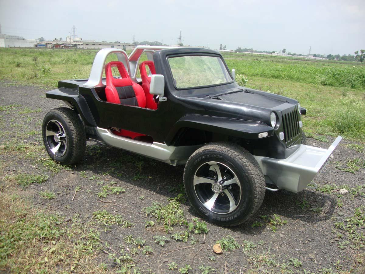 Jeep Concept Combination Caravans Vintage Cars Sport Cars