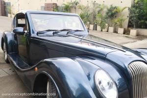 Replica of Vintage Car