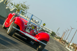Vintage Car Replica Modified in Indore